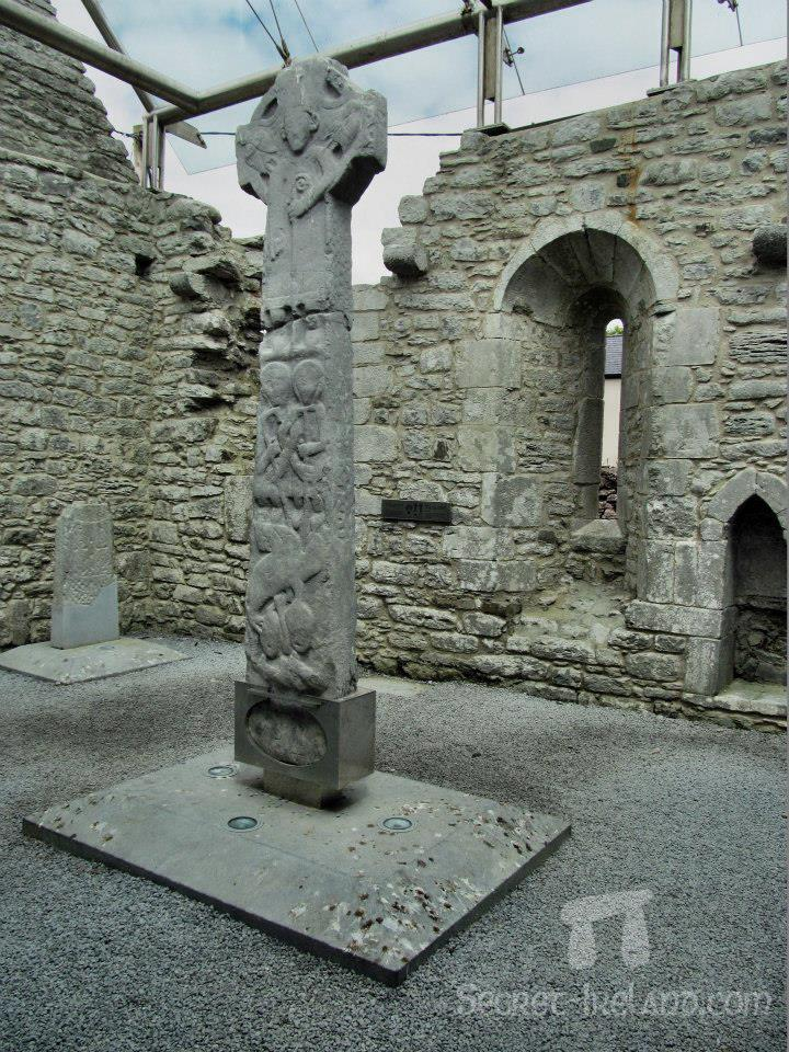 The Doorty High Cross, dating from 1152